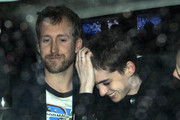 Anne Hathaway Chops Off Her Hair