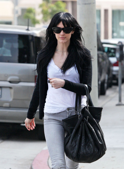 Ashlee Simpson Oversized Satchel