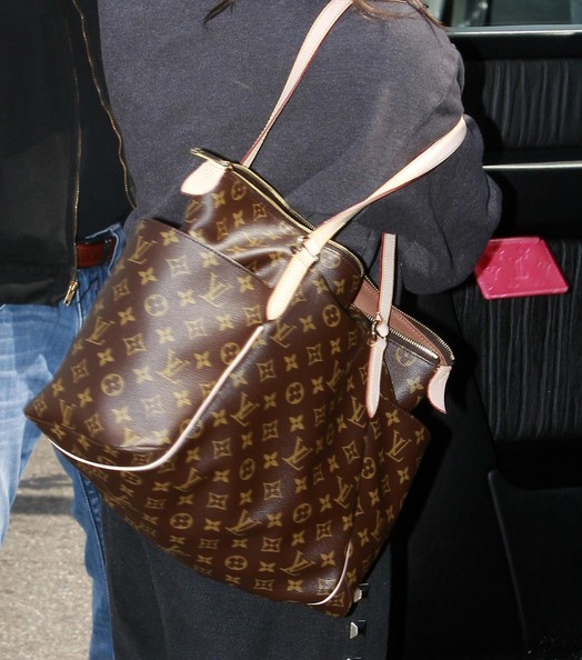 Ashley Tisdale Printed Shoulder Bag