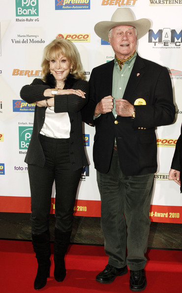 Barbara Eden Knee High Boots