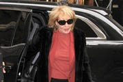 Barbara Walters Fur Coat