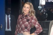 Blake Lively Cropped Jacket