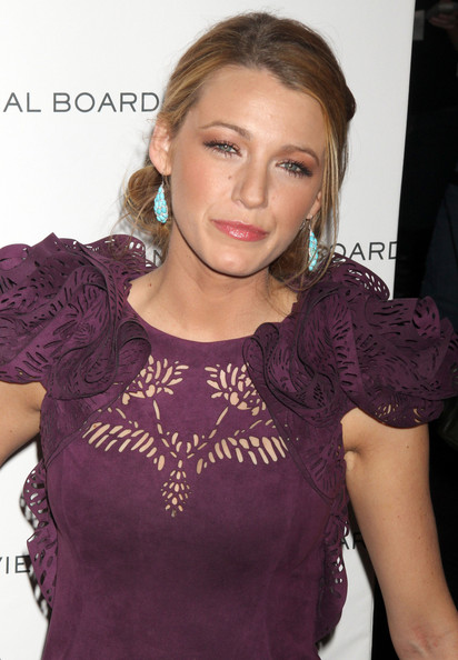 Blake Lively Neutral Eyeshadow