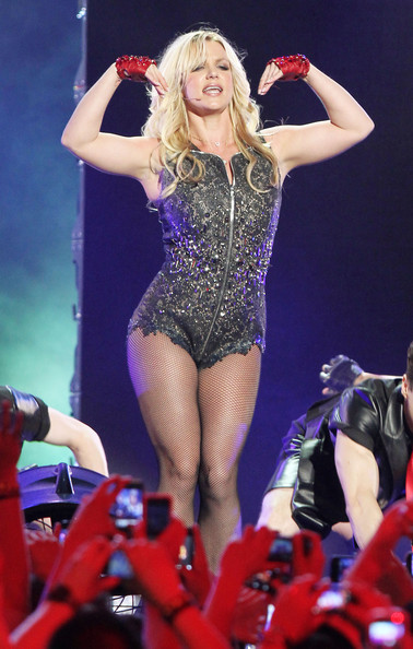 Britney Spears Bodysuit