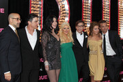 Peter Gallagher and Cher Photo