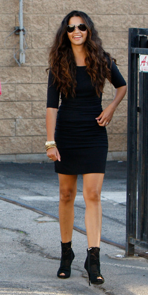 Camila Alves Ankle Boots