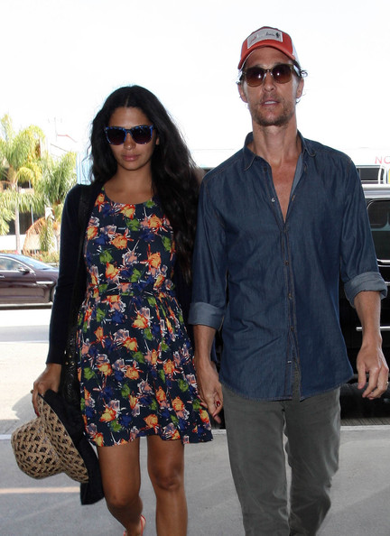 Camila Alves Straw Hat []