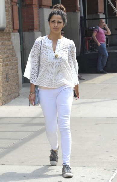 Camila Alves Tunic []
