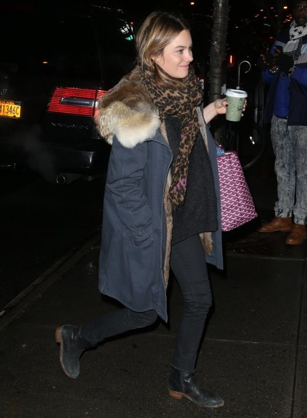Camille Rowe Ankle Boots []