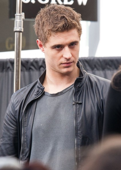More Pics of Max Irons Leather Jacket (1 of 3) - Leather Jacket Lookbook - StyleBistro
