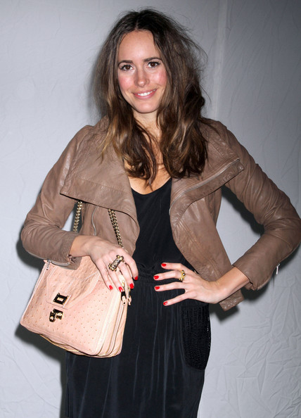 More Pics of Louise Roe Chain Strap Bag (1 of 3) - Louise Roe Lookbook - StyleBistro