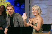 Julianne Hough and Derek Hough Photo