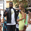 Maria Menounos and 50 Cent