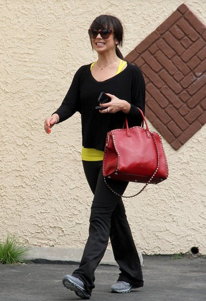 Cheryl Burke V-neck Sweater