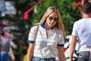 Chloe Sevigny Casual Loafers