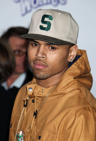 Chris Brown Hats