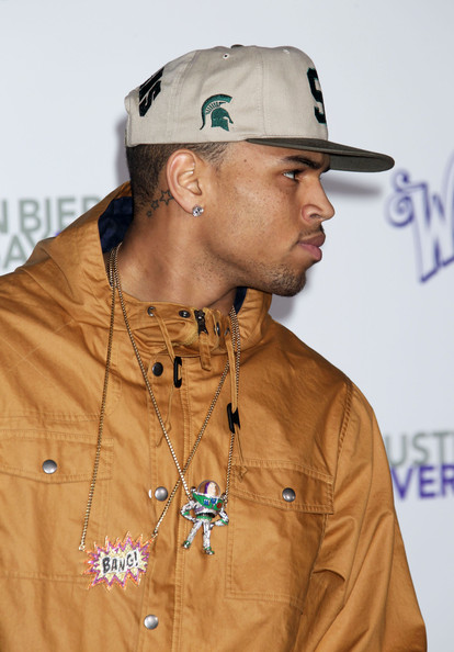 chris brown tattoos 2011