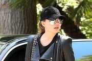 Chrissy Teigen Plain Baseball Cap