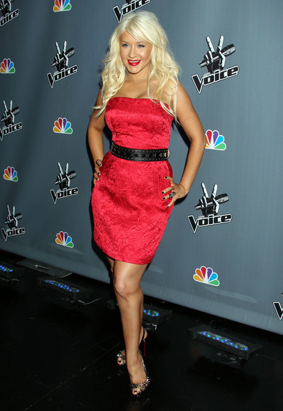 the voice christina aguilera hot pants. Christina Aguilera Shoes