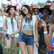 Kendall Jenner in Hippie Layers