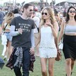 Kate Bosworth & Michael Polish at Coachella