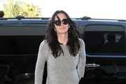 Courteney Cox Arquette Crewneck Sweater