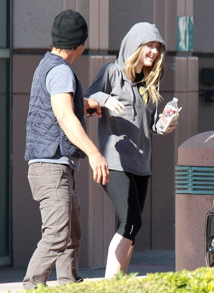 More Pics of Dakota Fanning Running Shoes (1 of 24) - Running Shoes Lookbook - StyleBistro