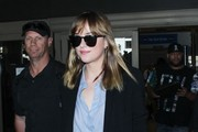 Dakota Johnson Square Sunglasses