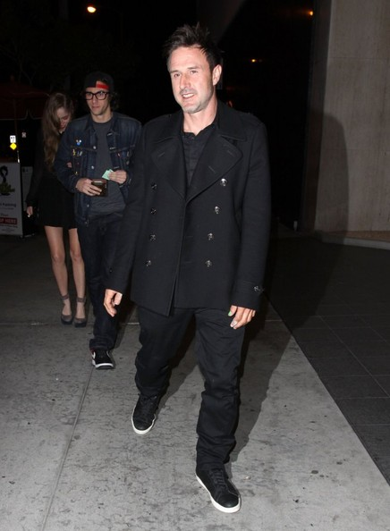 David Arquette Clothes