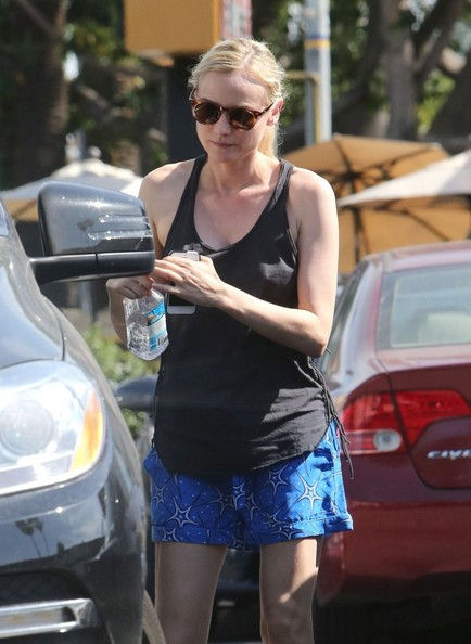 More Pics of Diane Kruger Short Shorts (3 of 12) - Diane Kruger Lookbook - StyleBistro