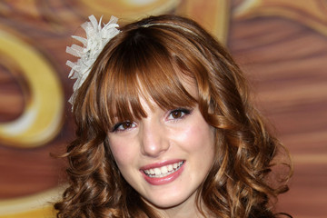 Bella Thorne,  Easy to Manage Hairstyles With Bangs