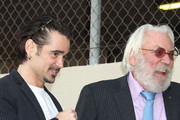 Colin Farrell and Donald Sutherland Photo