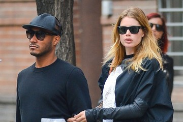 Doutzen Kroes Sunnery James Doutzen Kroes and Sunnery James Go Shopping