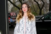 Drew Barrymore Maxi Dress