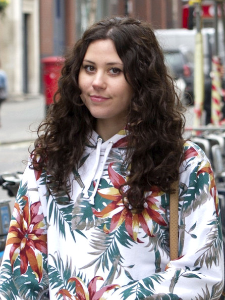 Eliza Doolittle Long Curls