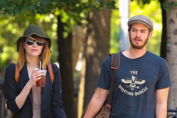 Emma Stone Andrew Garfield File: Emma Stone & Andrew Garfield Are Taking a Break