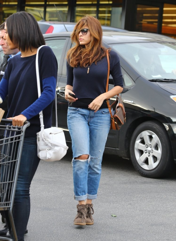 More Pics Of Eva Mendes Ankle Boots 3 Of 14 Eva Mendes