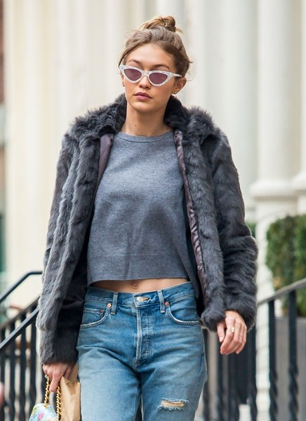 Gigi Hadid Crop Top