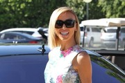 Giuliana Rancic Square Sunglasses