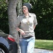 Gwen Stefani's Military Button-Down