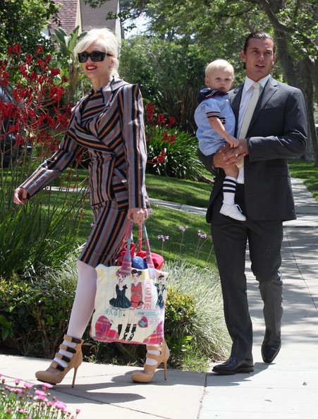 Gwen Stefani Oversized Shopper Bag