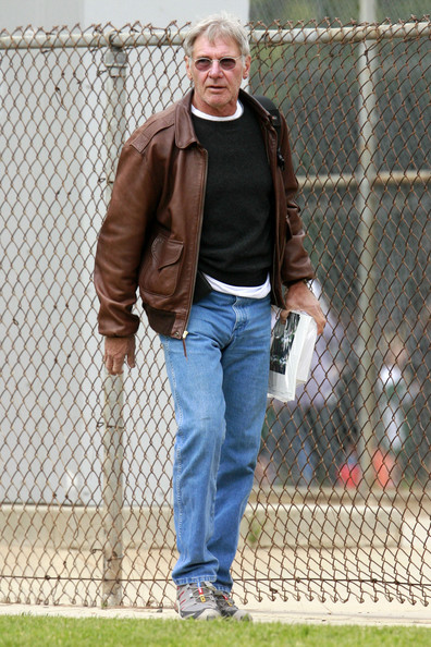 More Pics Of Harrison Ford Leather Jacket 1 Of 12
