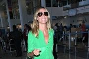 Heidi Klum Button Down Shirt
