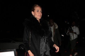 Heidi Klum Seal Heidi Klum & Seal Take Their Kids Out for Christmas Eve Dinner