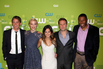 Jaime King Scott Porter The CW Network's 2011 Upfront Even at the Lincoln Center in New York, NY