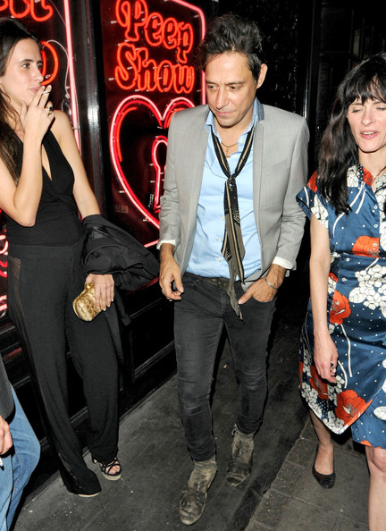 Jamie Hince Clothes