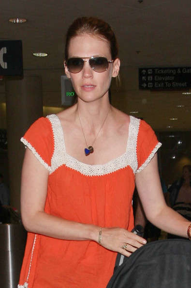 January Jones Heart Pendant []