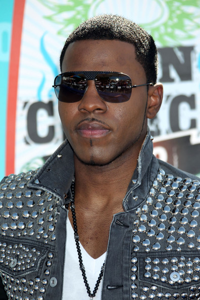 Jason Derulo Designer Shield Sunglasses