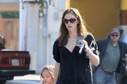 Jennifer Garner Loose Blouse
