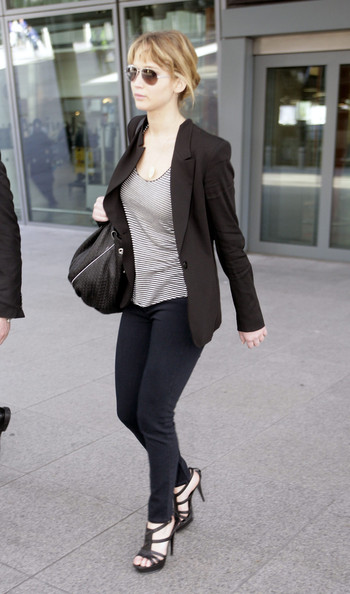 Jennifer Lawrence Skinny Jeans